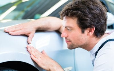 How to Find a Paintless Dent Removal Company