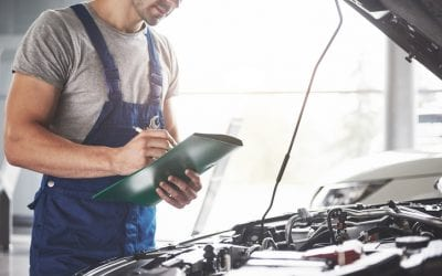 How Does an Auto Body Shop Inspect Your Car?